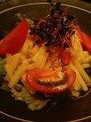 大根と水菜サラダ(580円)
