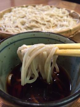 蕎麦切り戀 蕎麦 (2)