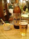 まずはビールでしょ
