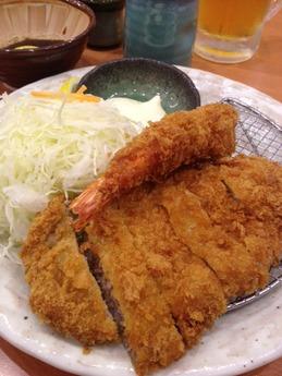とんきゅう ロースかつセット 980円