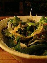 月うさぎ 地野菜のサラダ