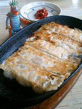 鉄鍋焼餃子