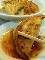 チャンポン虎と龍 焼き餃子(250円)2