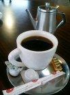 鞍馬サンド 鞍馬コーヒー(504円)