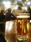 まずはビールっしょ!