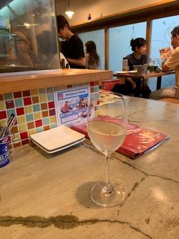 炭火とワイン (2)