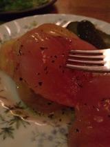 climb トマトサラダ