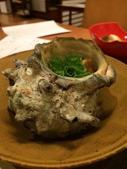 おん (壺焼き (1)