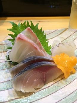 サンキチ (刺身 (1)