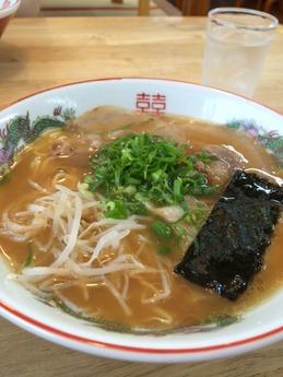 紫川ラーメン ラーメン 600円