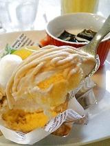 Torte モンブラン 420円