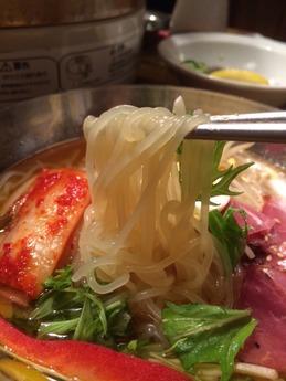 焼肉べことん 冷麺 (2)