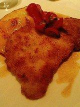 ホテルトラスティ心斎橋 ブルーノデルヴィーノ 本日の肉料理