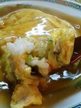 中華料理 平安 天津飯(630円)