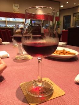 ステーキいろは ワイン
