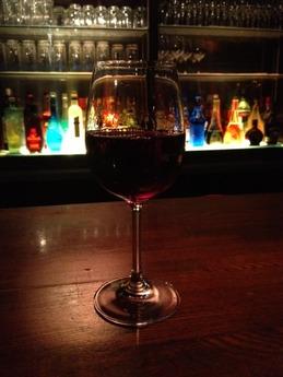 たるたる 樽生赤ワイン