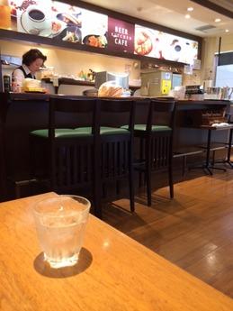 ビアカフェ姫路 店内