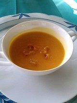 菊水 かぼちゃのポタージュスープ