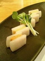 鮨 海馬  山うに豆腐(700円)