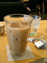 アイス カフェ・オ・レ