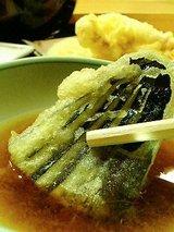 鮨銀 天ぷら