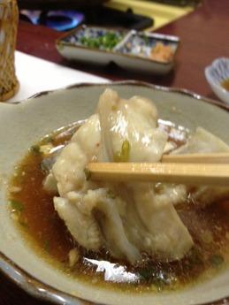 どい寿司 てっちり鍋