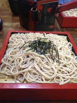 吉田屋 ざる 680円