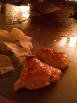 御番所 鶏肉 (1)