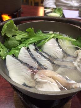 西飾磨どい寿し 鍋 (1)
