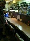 店内カウンター席