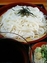 久助うどん ざるうどん(550円)