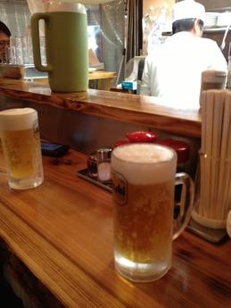 英洋軒 ビール