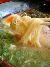 ずんどう屋 味玉らーめん(770円)こってり細麺