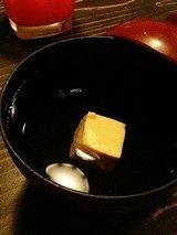 旬門 白魚玉子豆腐お吸物