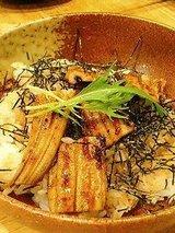 麒麟 焼穴子丼(1000円)