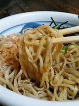 武蔵 おろし蕎麦 700円