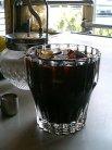 可愛いグラスです。