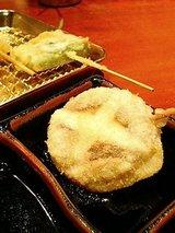 串カツ屋七星 椎茸