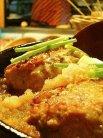サンバーグ(秋刀魚のハンバーグ)