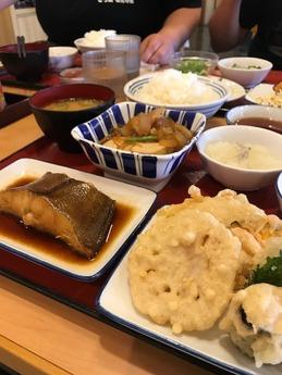 矢田部食堂 (2)