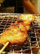 くし・にしやん 既に骨抜き赤鶏手羽先(210円)