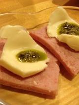 いこいこ スパムチーズ 300円
