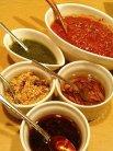 5種類の薬味