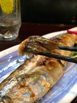 津 嬉すし 秋刀魚 (2)