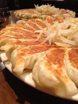 石松 餃子大 1050円