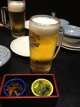 かば ビール