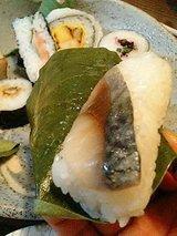 平宗 柿の葉寿司(鯖)