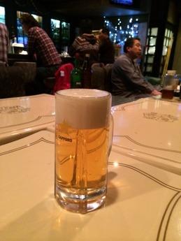 居酒屋ふれんず ビール
