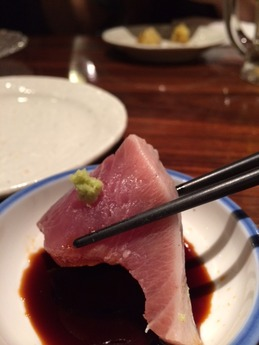 まる (4) 刺身