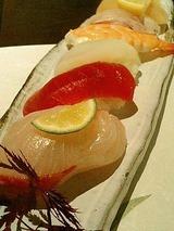 diningむぅ 寿司にぎり1300円